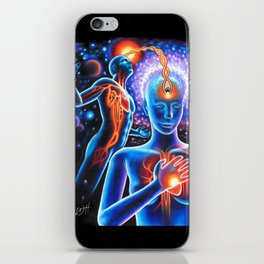 Finding Light iPhone Skin