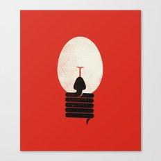 The Idea Eater Canvas Print