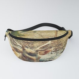 stag Fanny Pack
