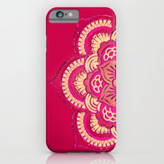 Namaste in Red iPhone 6s Slim Case