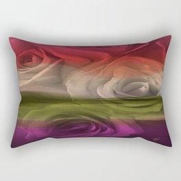Roses 3a Rectangular Pillow