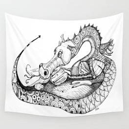 Dragon Eggs Wall Tapestry