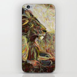 Fire, Wind and Spirit iPhone Skin
