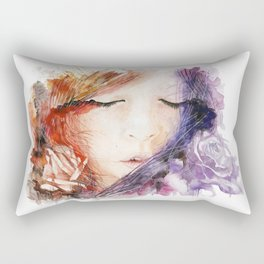 Fragility Rectangular Pillow