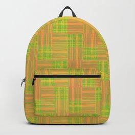 Interpretive Weaving (Fiesta) Backpack