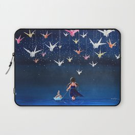 Origami Dream Laptop Sleeve