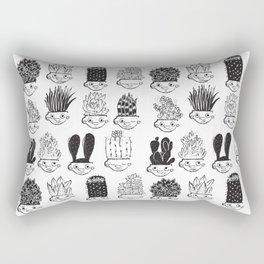 Garden Troll Treasures Rectangular Pillow