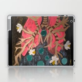 Breathing Life In Laptop & iPad Skin