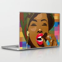 army Laptop & iPad Skins featuring Army Fatigue by Original Bliss