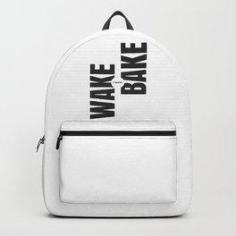 Wake Bake Repeat Backpack