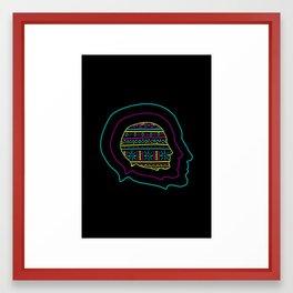 FUTUREPEOPLE Framed Art Print