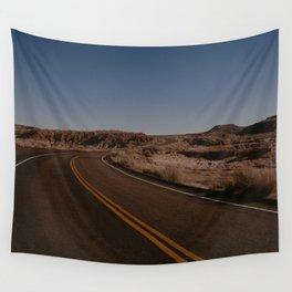 Desert Road Wall Tapestry