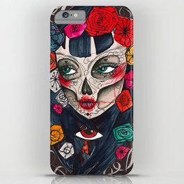 Mexican SK iPhone Case