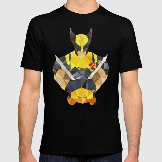 Polygon Heroes - Wolverine T-shirt