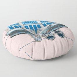 Trisex - Gemmayzeh Floor Pillow