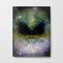 ALIEN 1 - 063 Metal Print