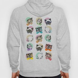 Cats & Bowties Hoody