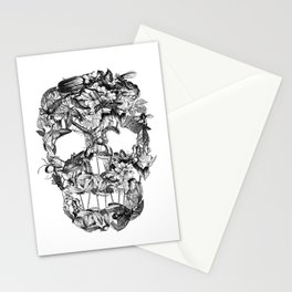 Death Nature Stationery Cards