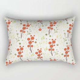 Fresh Fruits Pattern Rectangular Pillow