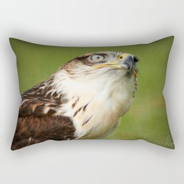 Ferruginous Hawk I Rectangular Pillow