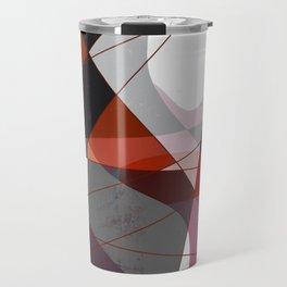 Newlook vol 3 - Abstract Throw Pillow / Wall Art / Home Decor Travel Mug