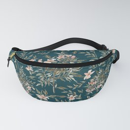 Small Floral Branch Fanny Pack