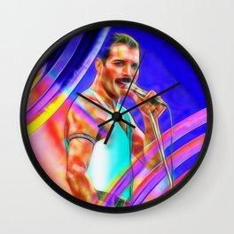Freddie M. Wall Clock