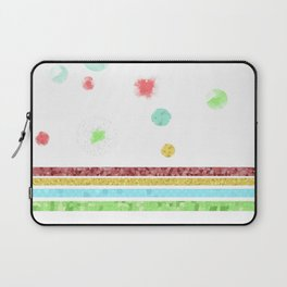 Pastel Bubbles Laptop Sleeve