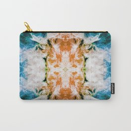 265 - Abstract smoke design Carry-All Pouch