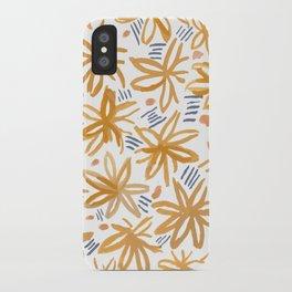Splendid Adventure Pattern iPhone Case