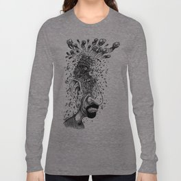 Squiggles Long Sleeve T-shirt