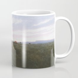 Of The Beaten Track In New Mexico Coffee Mug