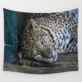 Leopard Wall Tapestry