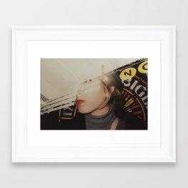 New York Soul Framed Art Print