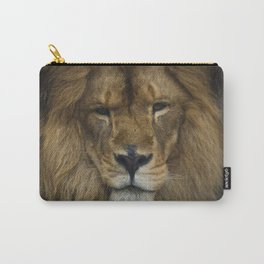 Photogetic Lion Carry-All Pouch
