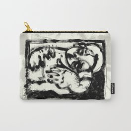 Lonesome Saint Carry-All Pouch