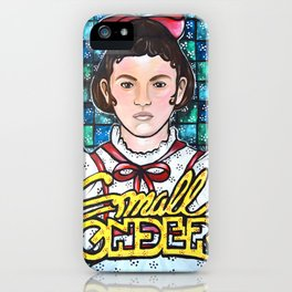 Small Wonder  iPhone Case