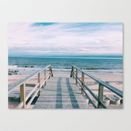 OCEAN BEACH | FIRE ISLAND | NEW YORK Canvas Print