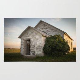Galpin Church, Montana Prairie Rug