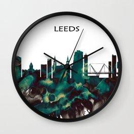 Leeds Skyline Wall Clock