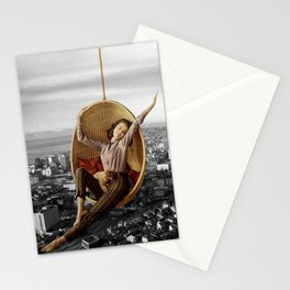 Snap out of Sunday. Stationery Cards