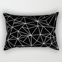 Geometric Jane 2 Rectangular Pillow