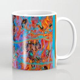 Abstract Pods Coffee Mug
