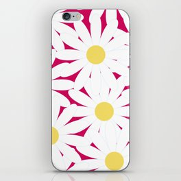 Floral Mix #2 iPhone Skin