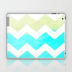 TO THE SEA CHEVRON Laptop & iPad Skin
