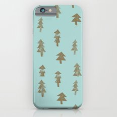 Tree pattern iPhone 6s Slim Case