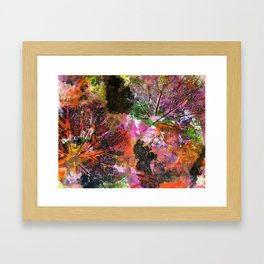 Fall Series 4 Framed Art Print