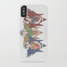 Supernatural Guardian Angels Slim Case iPhone X