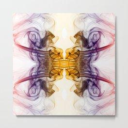Ethereal Moth 2 Metal Print