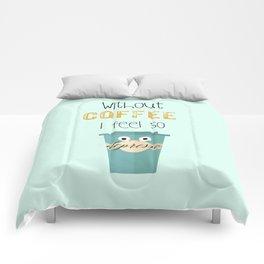 DEPRESSO Comforters